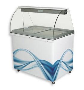 Congelador Para Helados Modelo ICHVC11