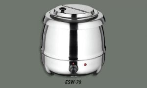 WINCO - ESW-70 Soup Warmer