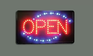 WINCO - LED-6 SIGN OPEN (Letrero en LED)