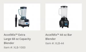 AccelMix™ Equipment